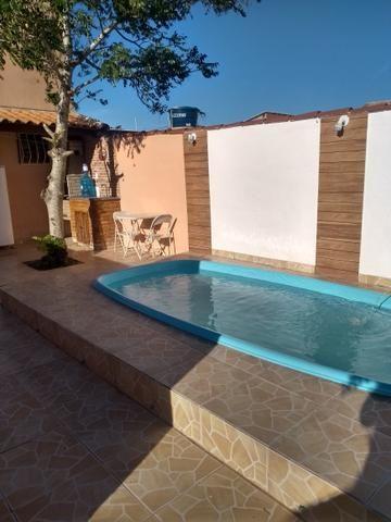 Casa de Temporada com piscina e churrasqueira em Iguaba Grande para até 6 pessoas - Foto 3