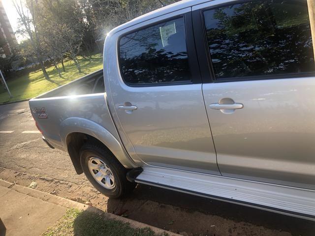 Toyota Hilux SR 4x4 3.0 8V 116CV TB DIESEL / pneu NOVO / todas revisões na Toyota - Foto 18