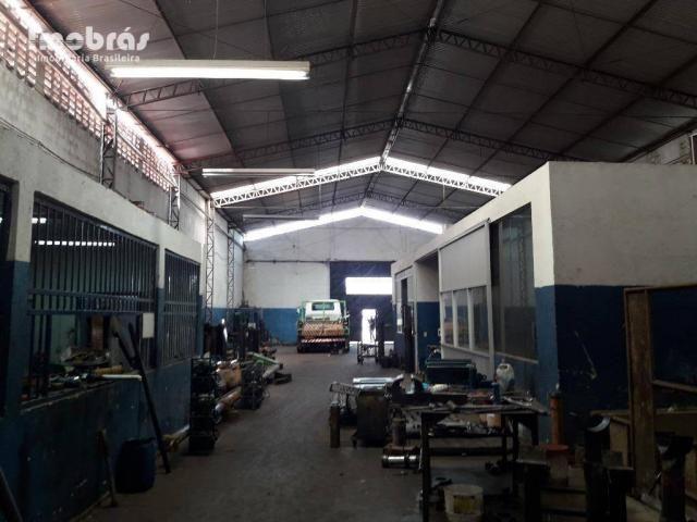 Galpão, 1.000 m², BR-116, Itaperi, Passaré, Expedicionário Bernardo Manuel, galpão à venda - Foto 6