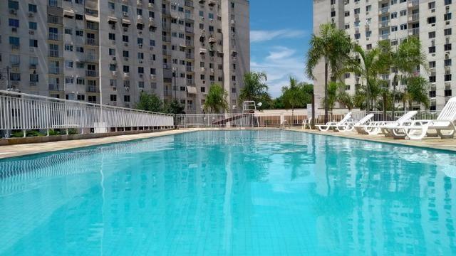 Liber J Apartamento térreo com garden, 2 quartos Liber Residencial Clube Belford Roxo RJ - Foto 19