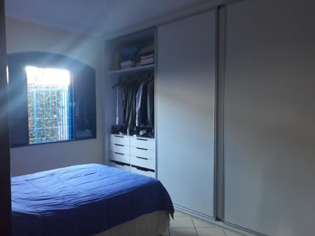 Vendo linda casa em condomínio fechado na DF 425(Pego sua casa no Setor de Mans?es!) - Foto 11