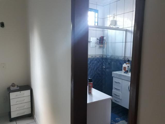 Vendo linda casa em condomínio fechado na DF 425(Pego sua casa no Setor de Mans?es!) - Foto 17