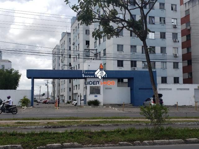 LÍDER IMOB - Apartamento para Venda em Condomínio na Fraga Maia, com 2 Quartos, 1 Banheiro - Foto 2