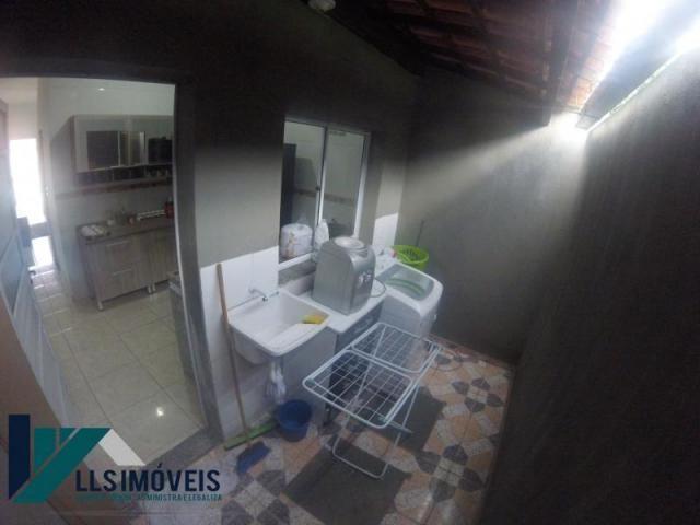 Casa duplex para locação em nova iguaçu, rodilândia, 2 dormitórios, 2 banheiros, 2 vagas - Foto 12
