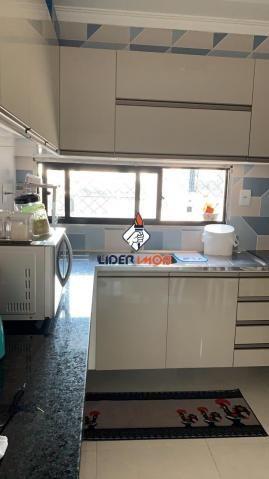 Líder imob - apartamento residencial para venda, ponto central, feira de santana, 4 dormit - Foto 7