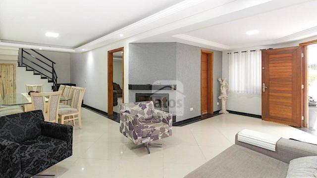 Casa com 5 dormitórios à venda, 350 m² por r$ 815.000,00 - hauer - curitiba/pr - Foto 7