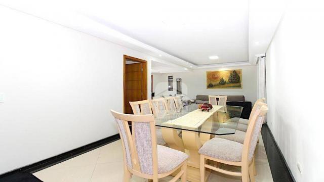 Casa com 5 dormitórios à venda, 350 m² por r$ 815.000,00 - hauer - curitiba/pr - Foto 8
