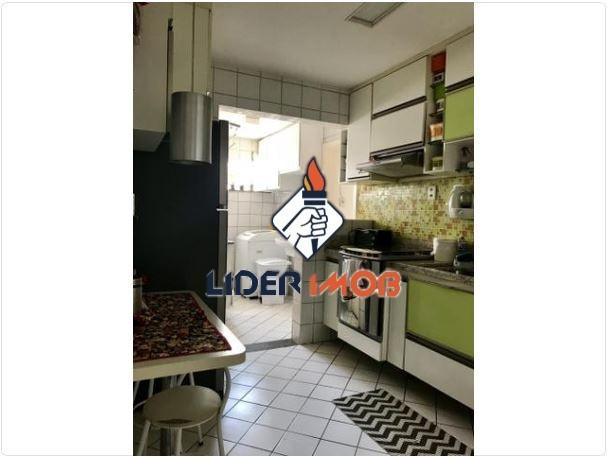 Líder imob - apartamento cobertura duplex para venda, ponto central, feira de santana, 3 d - Foto 7