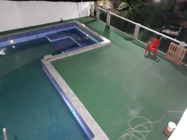 Linda mansão em Vera Cruz ilha de mar grande - Foto 2