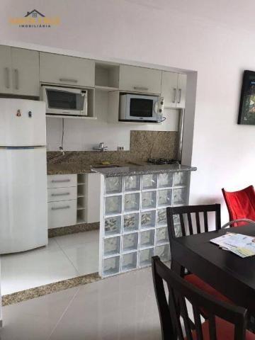 Apartamento com 1 dormitório à venda, 55 m² por R$ 550.000 - Moema - São Paulo/SP - Foto 2