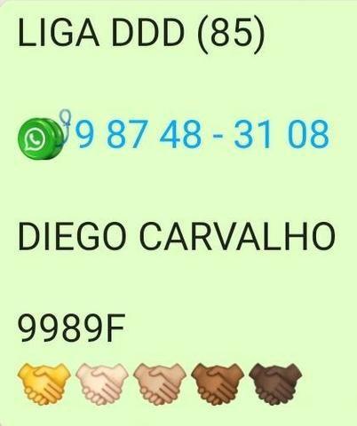 Imperdível Costa Atlântica d600 liga 9 8 7 4 8 3 1 0 8 Diego9989f atlântico atlantico - Foto 5