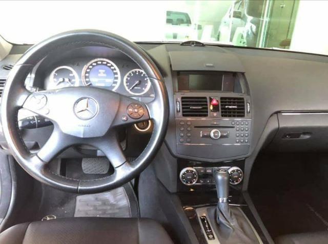 Vendo Mercedes c200 2009 relíquia - Foto 11