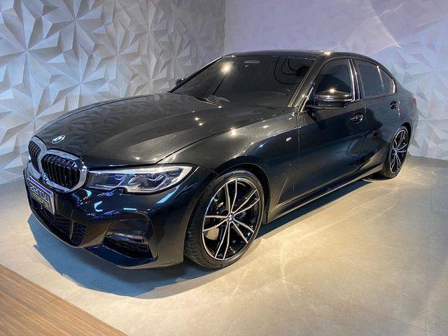 BMW 330 M SPORT BLINDADA, 2020, apenas 10.000 Km, igual á zero Km - Foto 19