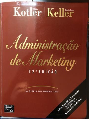 5 livros em perfeito estado - administração - Foto 2