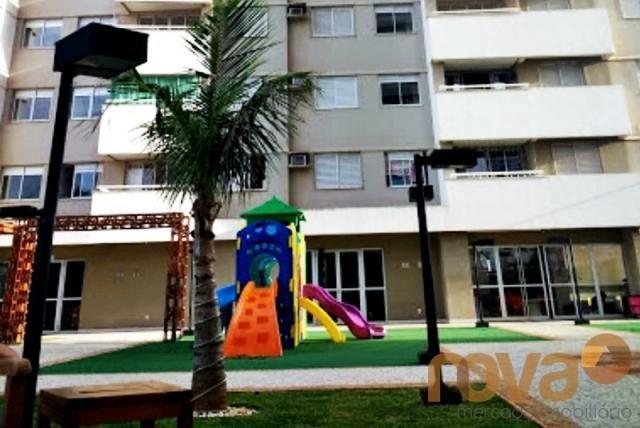 Apartamento à venda com 3 dormitórios em Parque amazônia, Goiânia cod:NOV235844 - Foto 20