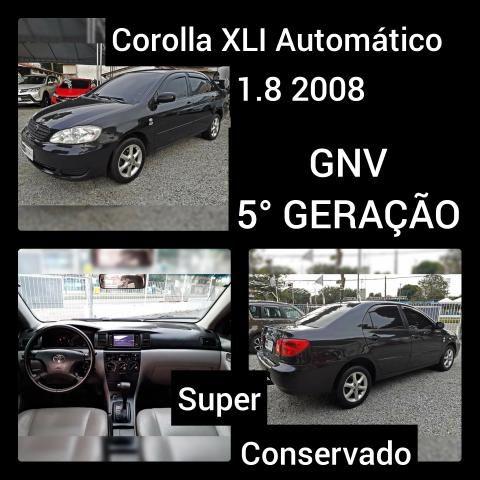 Corolla XLI 2008 Automático