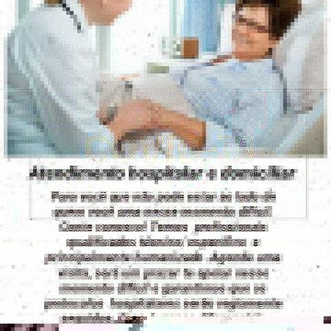 Cuidadores hospitalar e domiciliar - Foto 4