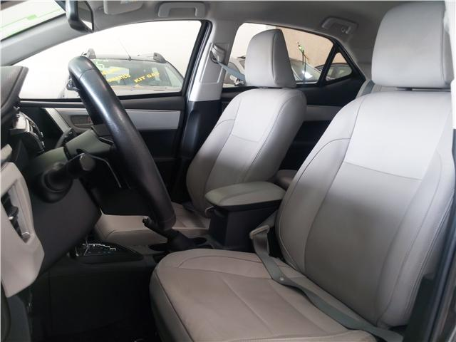 Toyota Corolla 2.0 xei 16v flex 4p automático - Foto 13