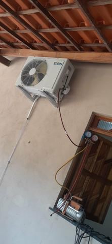 Instalação e manutenção de ar condicionado Split - Foto 2