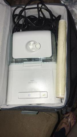 Vendo cama hospitalar 6 movimentos, colchão pneumático e aparelho bipap (respirador) - Foto 5