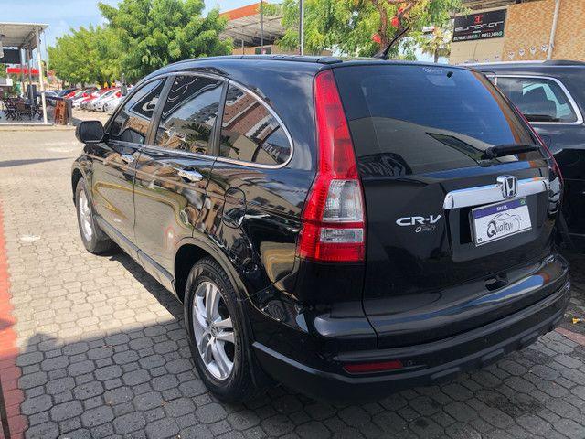 HondaCR-V 2011 4x4 EXL completíssima extra  - Foto 8