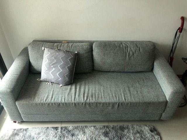 [Sofá TOK & STOK] - Ótima Qualidade - Foto 2
