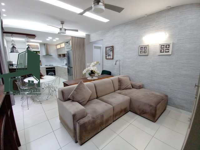 Apartamento com Vista para o Rio 100% Mobiliado - Foto 19