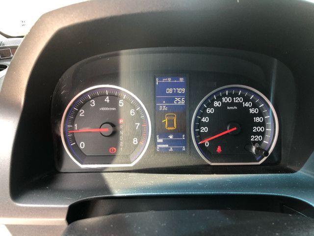 HondaCR-V 2011 4x4 EXL completíssima extra  - Foto 10
