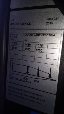 Empilhadeira BT Coldestore Elétrica Retrátil c/Cabine Toyota - #6710 - Foto 5