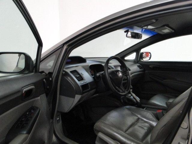 Civic sedan lxs 1.8/1.8 flex 16v AUT. 4p - Foto 5