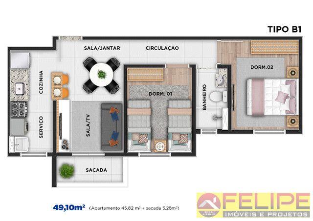 """Lançamento """"Residencial Parque dos Ipês"""", Ourinhos/SP - Consulte-nos - Foto 11"""