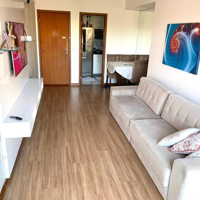 Apartamento 2 Qts no Ed Diego Velazquez- Jardim Camburi por R$ 430.000 - 65m² - Foto 8