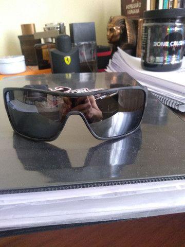 Óculos Oakley turbine rotor Black Camo Prizm - Foto 4