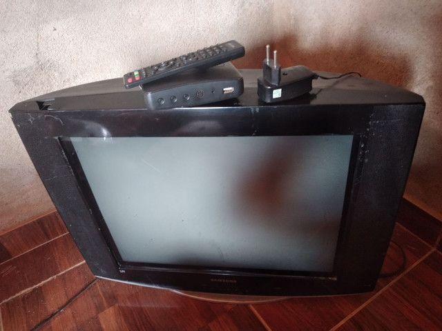 vendo tv com converso