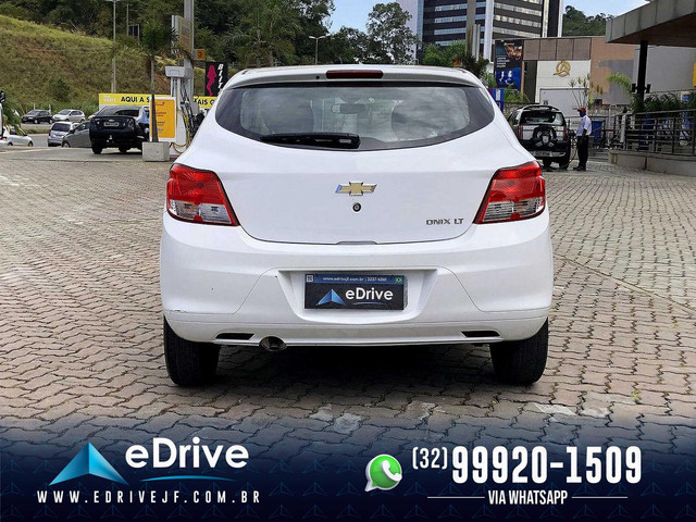 Chevrolet Onix LT 1.0 Flex 5p Mec. - Completo - Financio - Novo - Troco - Uber - 2015 - Foto 6