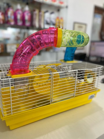 Gaiola de Hamster de tubo Bragança  - Foto 3