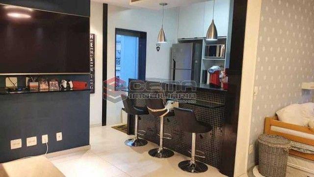 Cobertura à venda com 2 dormitórios em Flamengo, Rio de janeiro cod:LACO20141 - Foto 14