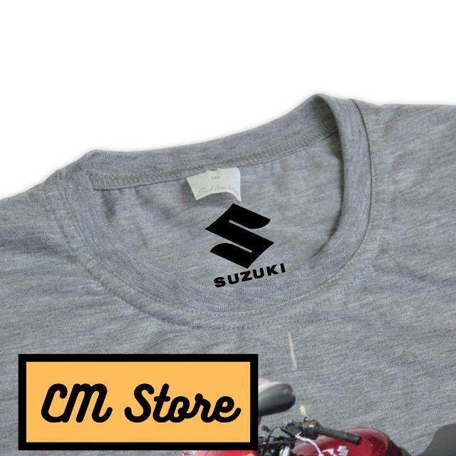 Camisetas Moto - Suzuki - Foto 3