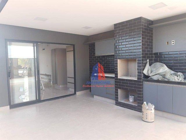 Casa com 3 dormitórios à venda, 180 m² por R$ 1.000.000,00 - Jardim Primavera - Nova Odess