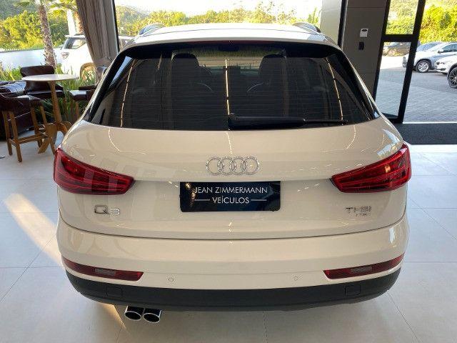 Audi Q3 Ambiente 1.4 Tfsi Aut. 2017 Top de Linha Unico Dono - Foto 6