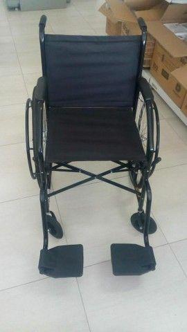Cadeira de Rodas Semi Obeso (NOVA) - Foto 5