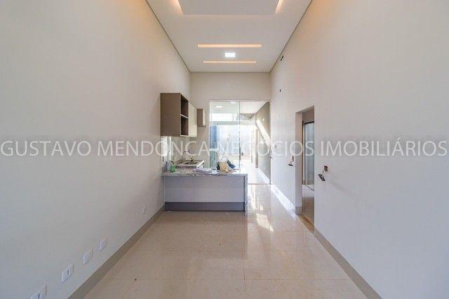 Belíssima casa-térrea no Rita Vieira 1 - Alto padrão de acabamento!! - Foto 11