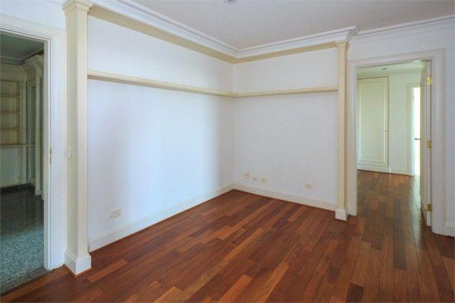 Apartamento para alugar com 4 dormitórios em Alto da boa vista, São paulo cod:REO394791 - Foto 6
