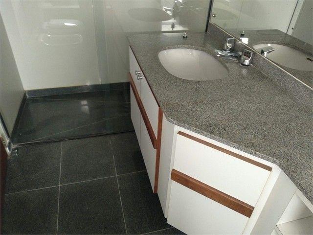 Apartamento para alugar com 4 dormitórios em Alto da boa vista, São paulo cod:REO11488 - Foto 20