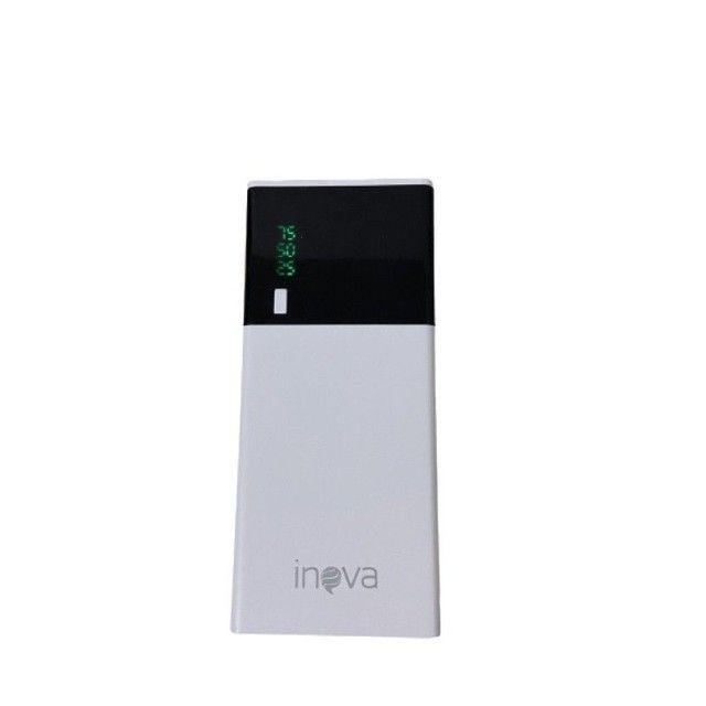 Carregador powerbank digital INOVA 10000mAh R$80,00 - Foto 2