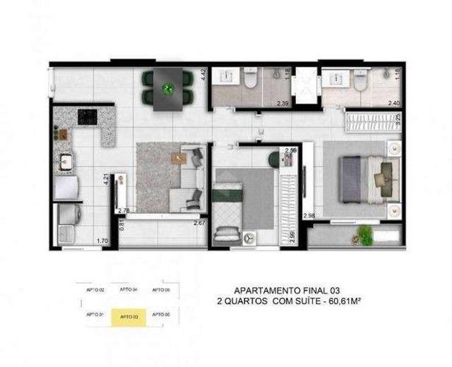 Apogeo - 238m² - 3 a 4 quartos - Cuiabá - MT - Foto 18