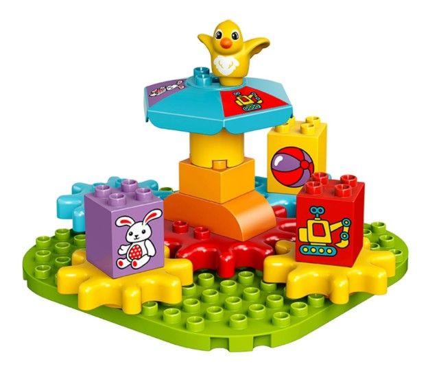 Lego Duplo 10845 - O Meu Primeiro Carrossel - Foto 2