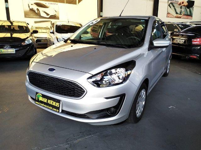 Ford KA 1.0 Flex 2020 ( Aceitamos troca e financiamos ) - Foto 8