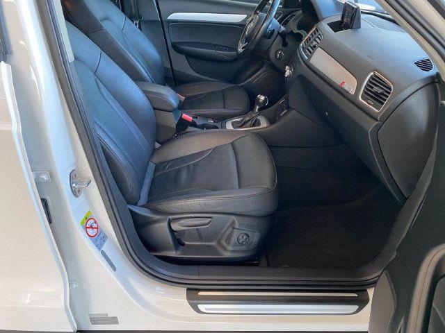 Audi Q3 Ambiente 1.4 Tfsi Aut. 2017 Top de Linha Unico Dono - Foto 13