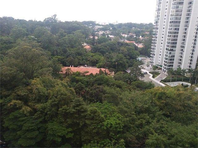 Apartamento para alugar com 4 dormitórios em Alto da boa vista, São paulo cod:REO11488 - Foto 2